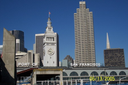 San Francisco............Port of San Francisco