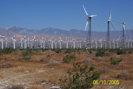 Indio....Windmills